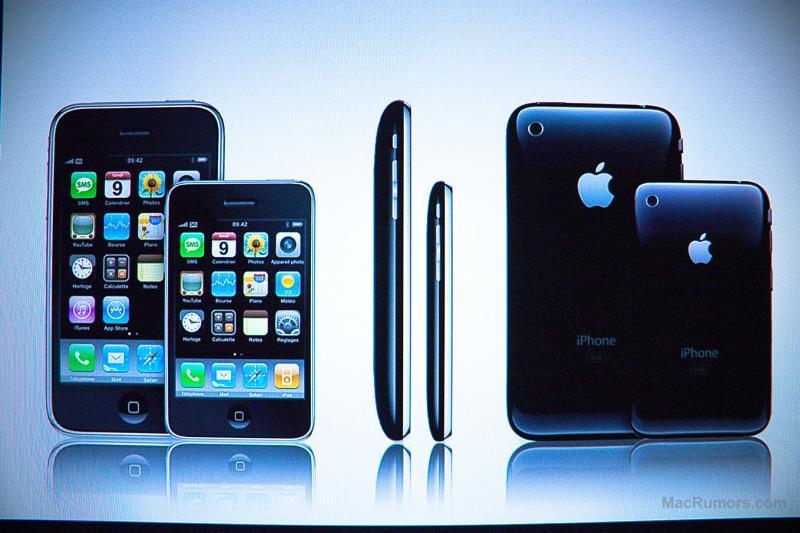 iPhone nanoのリーク画像?