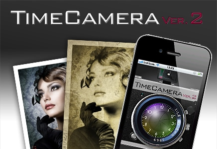 TimeCamera for iPhone Ver.2