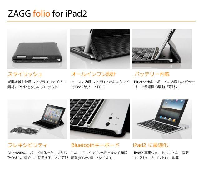iPad2 カバー