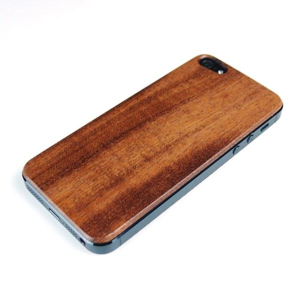 iPhone 5 木製ケース