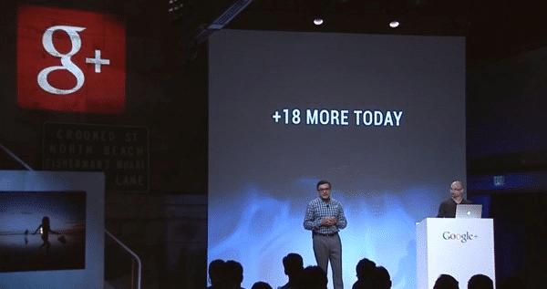 """ごもっとも """"Google+が流行らない理由、2つの打開策を添えて – 空気椅子"""""""