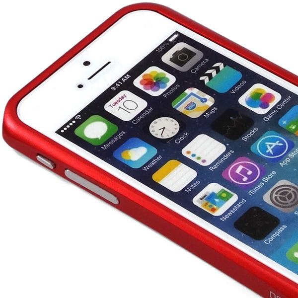 DECASE iPhone アルミバンパー