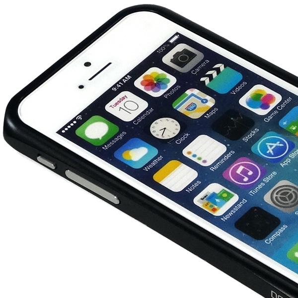 アルミニウムバンパーケース iPhone 5s