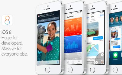iOS 8 はデバイス間で情報をシームレスに共有。キーボードにサードパーティ製機能の追加も可能!