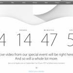 新型iPhoneの発表が期待されるAppleのスペシャルイベントのライブ配信ページが公開