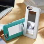 iPhone6ケースにミラーが付いたエチケットiPhone6ケース登場