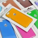 シンプルで嬉しいぃーiPhone6シェルケース(日本製)!色はナント16色展開。