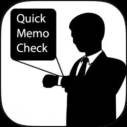 quickmemocheckicon