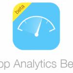アプリの情報が丸わかりのApp Analytics
