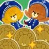 メダル落とし がんばれ!ルルロロ – 超簡単!メダルを手前に落とすだけの無料ゲームアプリ