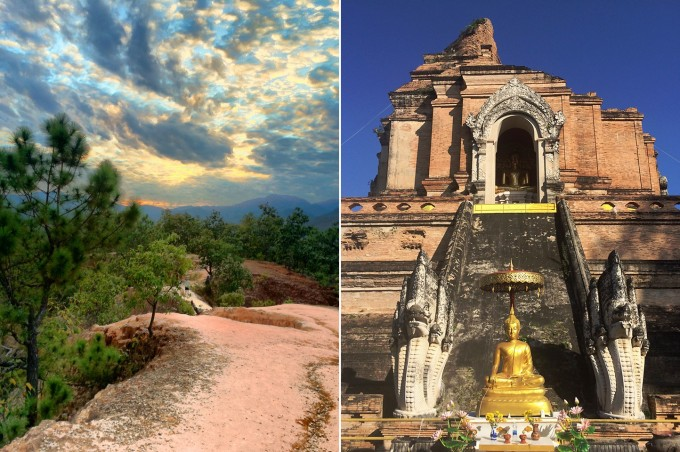 Discovering Thailand with ProCamera
