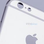 かしこいっ!iPhone 6s のセルフィー用フラッシュは画面が光る