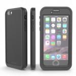 指紋認証に対応した薄型防水ケース「WETSUIT Impact for iPhone6s/6・iPhone6sPlus/6Plus」