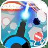 シンプル操作で大量破壊を味わえるシューティングゲーム『DEBRI CLEANER』