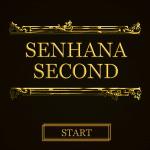 線香花火のミニゲームアプリ、SENHANA SECOND